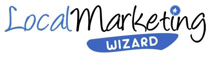 Local Marketing Wizard Logo